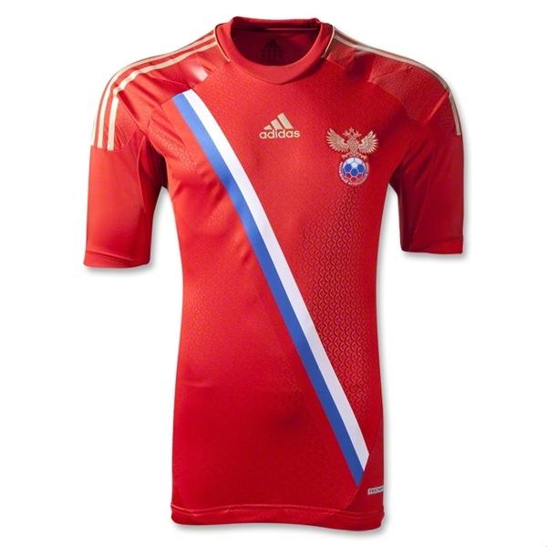 Áo thi đấu Euro 2012 - đội tuyển Nga