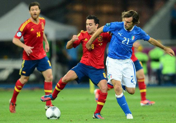 Các sao thành công và thất bại ở Euro 2012