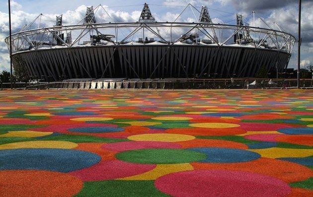 Những địa điểm thi đấu đẹp nhất Olympic