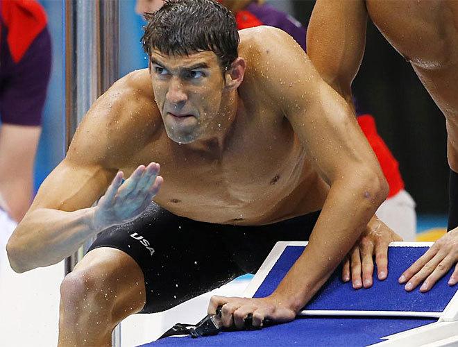 Hành trình thành huyền thoại Olympic của Michael Phelps