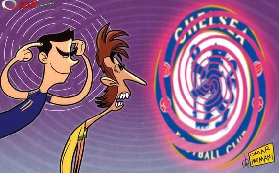 'Oscar thôi miên, dụ Neymar tới Chelsea'