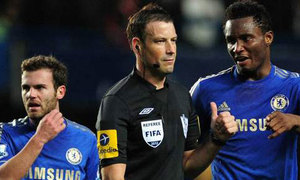 'Trọng tài ghét Chelsea' nghỉ việc dài hạn