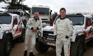 Tai nạn chết người ở Dakar Rally