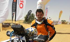 Tay đua 25 tuổi tử nạn ở Dakar Rally
