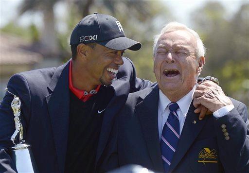 Cuộc đời chìm nổi của golf thủ vĩ đại Tiger Woods