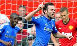 Đả bại Man Utd, Chelsea giành ưu thế trong cuộc đua Top 4
