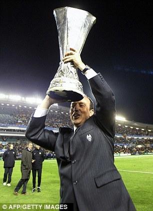 Rafa Benitez - vua đấu Cup thời hiện đại