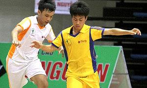 Khai mạc giải bóng đá thiếu niên nhi đồng Đà Nẵng 2013