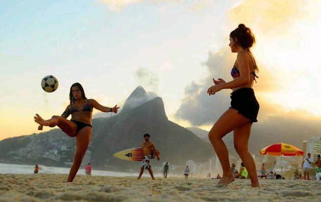 Rio de Janeiro - điểm đến của Confederations Cup 2013