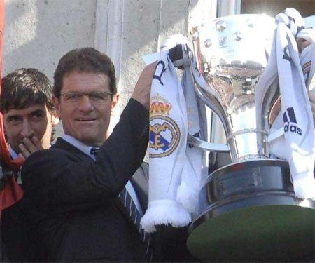 Thành công, thất bại của người Italy tại Real Madrid