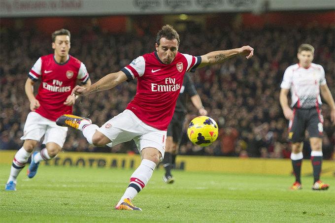 Arsenal thắp sáng đội hình tiêu biểu vòng 10 Ngoại hạng Anh