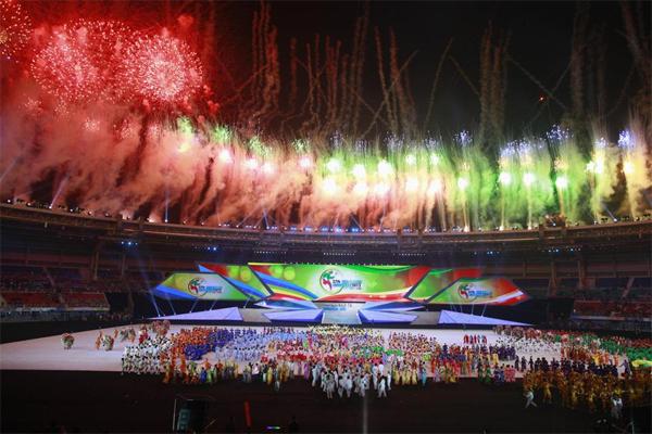 SEA Games 27 kết thúc bằng lễ bế mạc xúc cảm