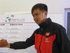 Việt Nam dùng lão tướng thay Hoàng Nam tại Davis Cup