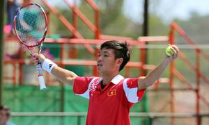Hoàng Thiên giúp Việt Nam hòa Pakistan tại Davis Cup