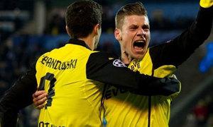 Dortmund - Zenit: Chủ nhà tràn trề cơ hội vào tứ kết