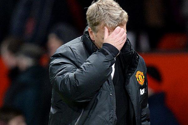 Những kỷ lục buồn David Moyes tạo ra ở Man Utd