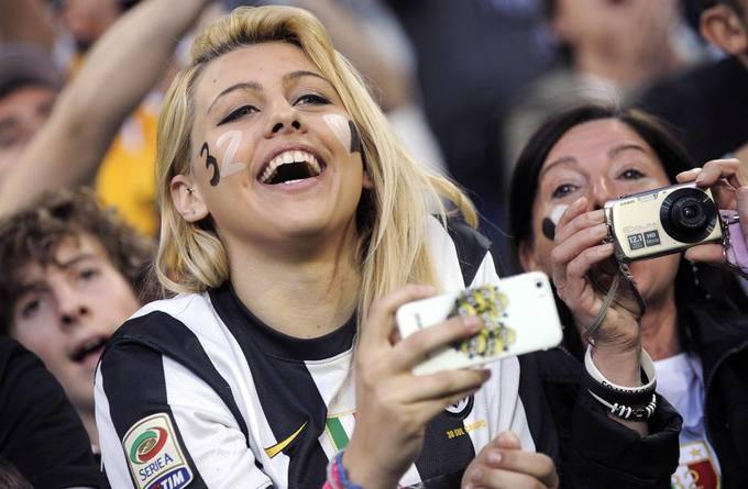 Juventus rực rỡ ngày đón Scudetto thứ 30