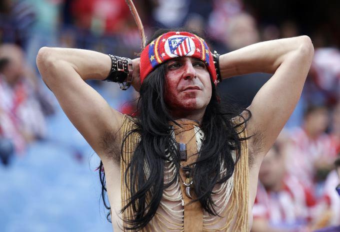 Bi kịch 'cầm vàng mà để vàng rơi' của Atletico Madrid