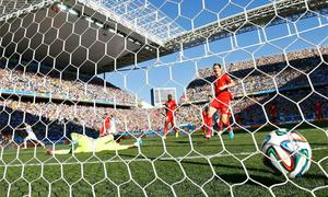 5 kỷ lục bị phá vỡ ở World Cup 2014