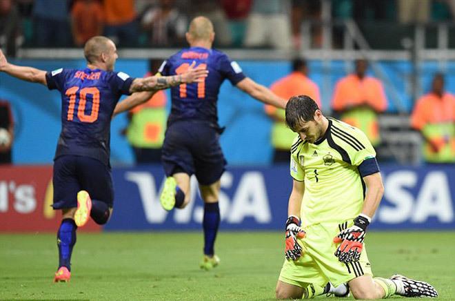 Suarez vào đội hình sao gây thất vọng nhất World Cup 2014