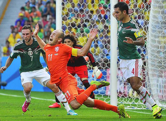 20 bức ảnh xuất sắc về World Cup 2014