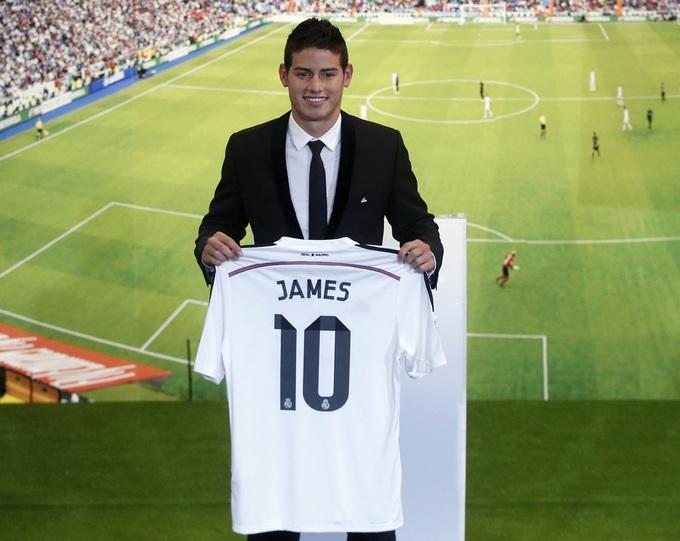 Top 10 hợp đồng bom tấn của Real Madrid