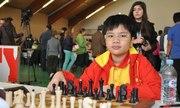 Anh Khôi mở màn thành công giải trẻ thế giới