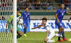 Olympic Thái Lan vỡ mộng vào chung kết ASIAD 17