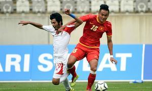 Phận long đong của tuyển thủ Olympic Việt Nam