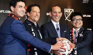 Ông Nguyễn Bảo Hoàng bắt đầu kinh doanh bóng đá tại Mỹ