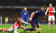 Man Utd và Arsenal cùng đón tin xấu