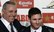 Stoichkov chỉ trích Barca quá nuông chiều Messi