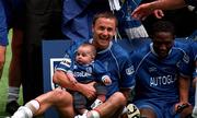 Con trai cựu thủ quân Chelsea gia nhập Arsenal