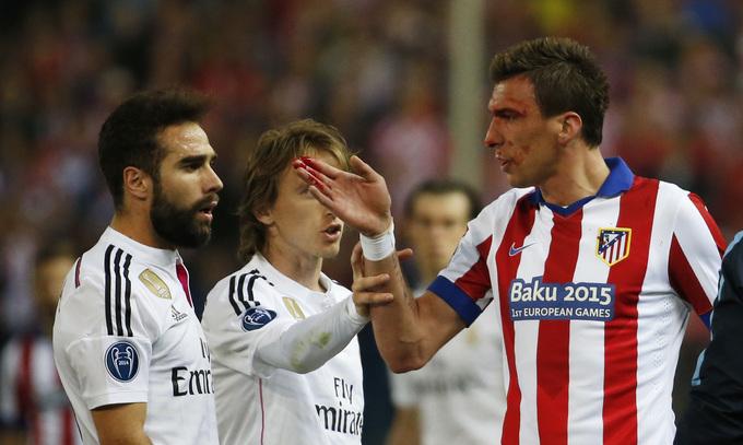 Những điều ít biết ở lượt đi tứ kết Champions League