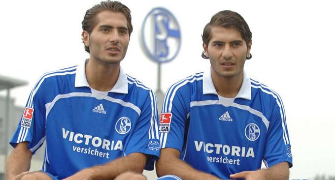10 cặp anh em nổi tiếng trong giới bóng đá