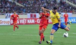Năm đội bóng nổi tiếng từng du đấu Việt Nam