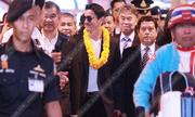 Thái Lan đón thầy trò Kiatisuk như người hùng