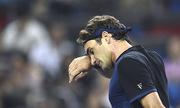 Federer thua sốc tay vợt số 70 thế giới tại Thượng Hải