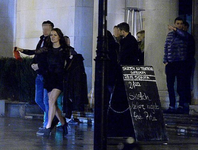 Tay vợt nữ Ba Lan 'lộ hàng' vì say xỉn