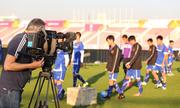 Truyền hình Nhật Bản tường thuật trận đấu của U23 Việt Nam vì Miura