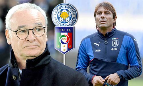 Ranieri trở thành ứng viên HLV trưởng tuyển Italy