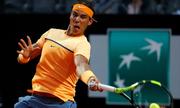 Nadal thắng trận ra quân tại Rome Masters
