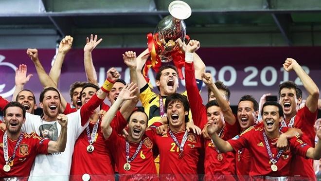 10 kỷ lục ấn tượng trong lịch sử Euro