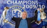 Bí mật về những năm tháng của Carlo Ancelotti ở Chelsea