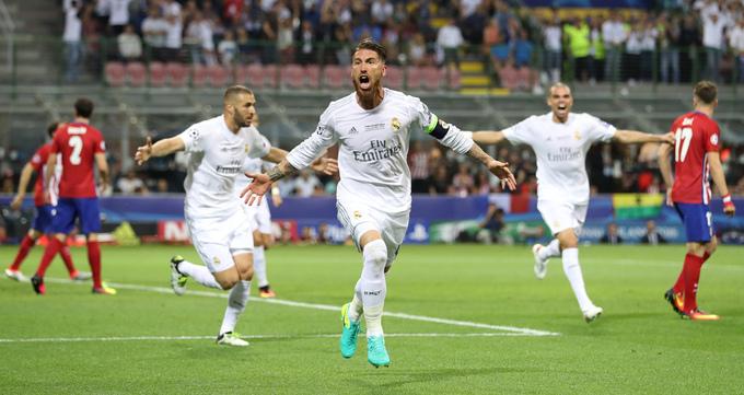 Những yếu tố làm nên chiến thắng của Real Madrid