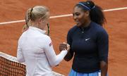 Serena gặp Muguruza ở chung kết Roland Garros