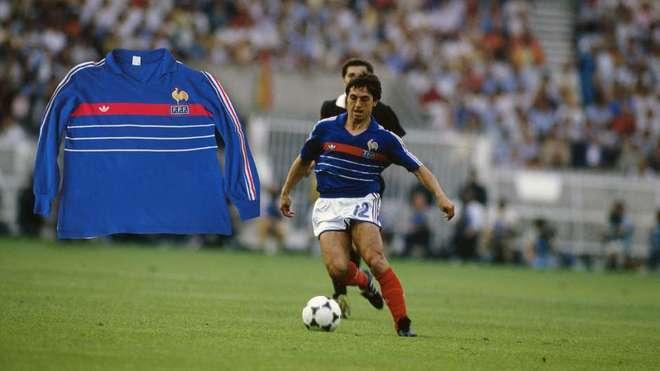 Những bộ trang phục kinh điển trong lịch sử Euro - ảnh thể thao