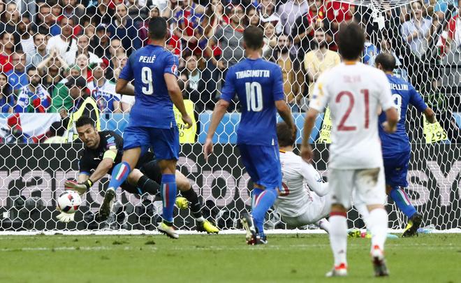 Năm cái tên để Italy nuôi hy vọng trước Đức ở tứ kết Euro 2016 - ảnh thể thao