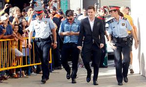 Messi nộp đơn kháng án