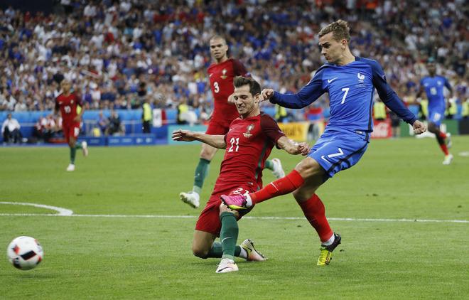 Bồ Đào Nha áp đảo đội hình tiêu biểu Euro 2016 - ảnh thể thao